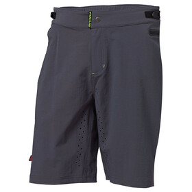 FOCUS Freeride Shorts Men black/fluo yellow